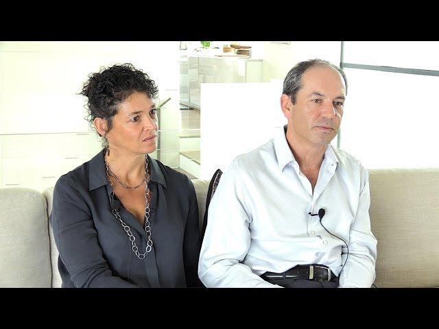 David and Lisa Issroff